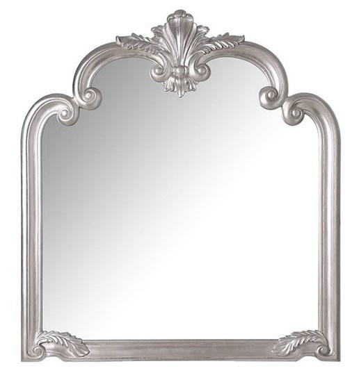 Tu propio espejo con estilo vintage habitaka for Espejo vintage plateado